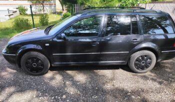 VW BORA full
